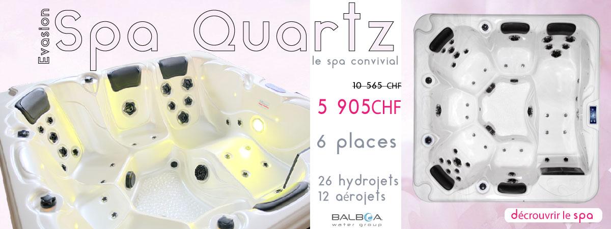 spa quartz