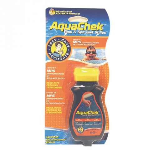 AquaChek orange 3 en 1