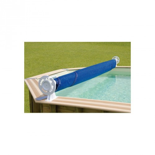 Enrouleur de bâche LUXE pour piscine