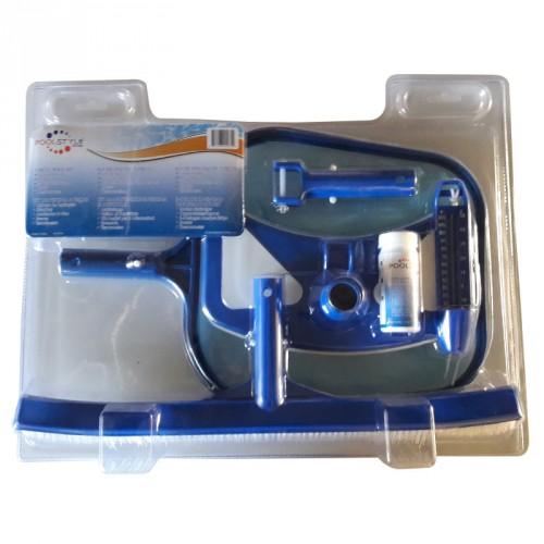 kit complet pour l'entretien et le nettoyage du spa