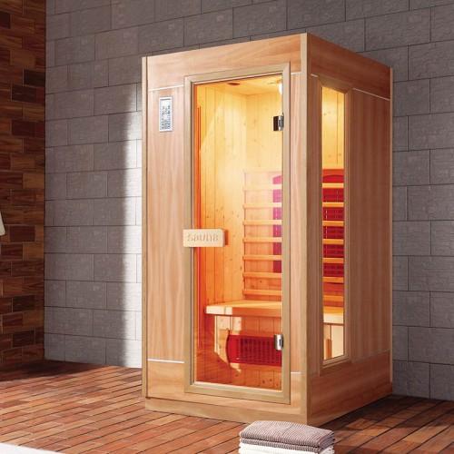 sauna infrarouge 2 à 3 places ankara