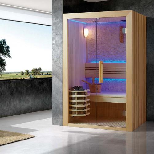 Sauna 2 à 3 Places Kansas situation