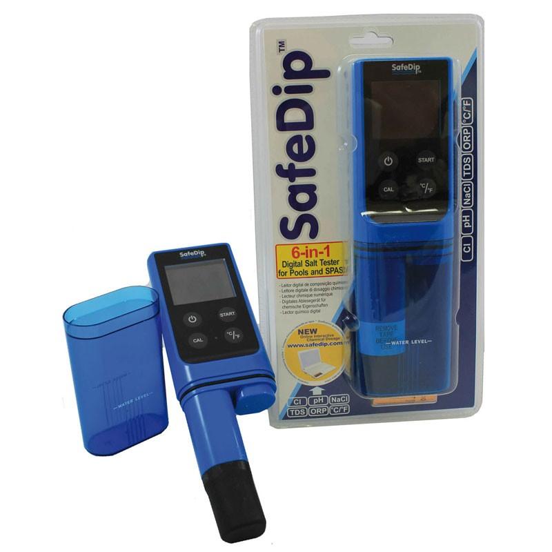 Testeur électronique SafeDip 6 En 1   Solaxx