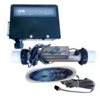 Centrale électronique GS100 avec réchauffeur 2kw et clavier VL260 - Balboa