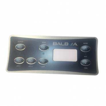Autocollant / Overlay pour clavier Balboa VL701S