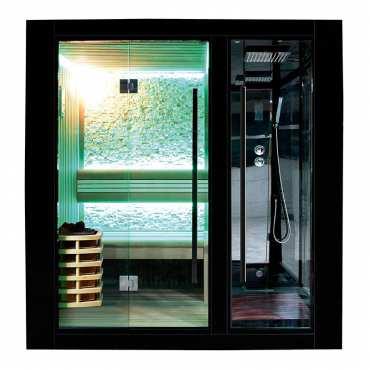 Sauna de Luxe traditionnel 4 places Arizona Duo