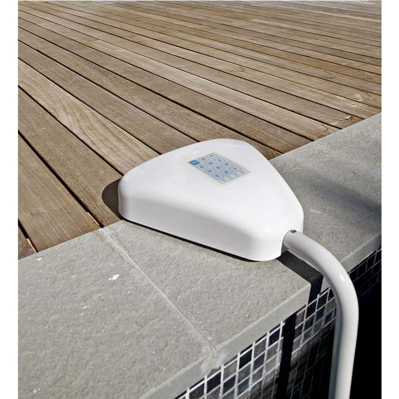 Alarme piscine aqualarm classic alarme s curit de for Alarme piscine infrarouge