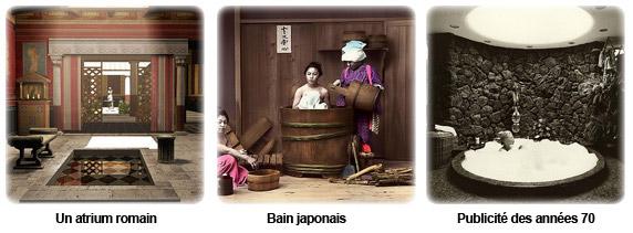 histoire du spa bain et confort