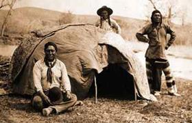 cabane de sudation indienne